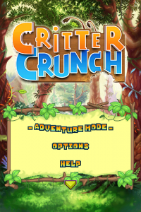 Critter Crunch's graphics, animation, and sound really set the bar high.